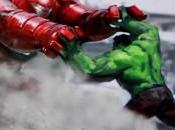Kevin Feige confirma Torre Vengadores pelea entre Iron Hulk Vengadores: Ultrón