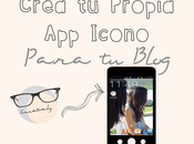 TECH: Crea Icono Blog.