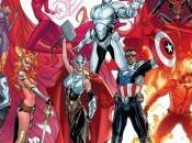 Marvel Comics anuncia iniciativa Avengers NOW!