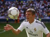 Kroos, presentado Real Madrid