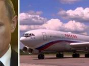 Medios rusos: Misil ucraniano dirigido avión llevaba Putin.