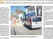 Intentos agresión denunciar ocupación plazas para discapacitados