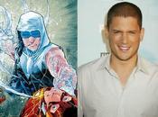 Wentworth Miller confirmado como Captain Cold Flash
