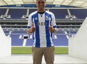 Casemiro, nuevo jugador Porto. Llega cedido desde Madrid