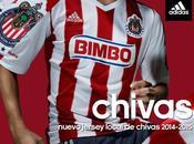 OFICIAL: Nueva camiseta Adidas Chivas Guadalajara; temporada 2014-2015 (FOTOS VIDEOS)