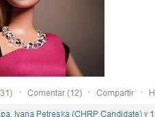 Barbie hace cuenta Linkedin para inspirar apoyar todas mujeres