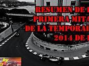 Resumen primera mitad temporada 2014