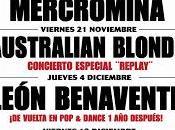 Mercromina reunirán nuevo para actuar octubre Madrid