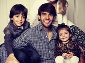 """Kaká elogia familia afirmando: creo bendición"""""""