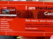 Tarjeta para conocer Amsterdam
