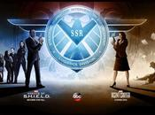 Lucy Lawless Elenco Agents S.H.I.E.L.D Habrá Crossover Agent Carter