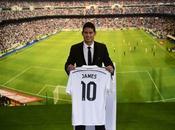 "James: ""Zidane siempre ídolo Real Madrid"""
