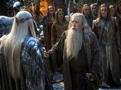 "Nueva imagen oficial hobbit: batalla cinco ejercitos"" gandalf thranduil"