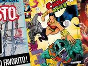 Comics llegará como revista quincenal Kioscos