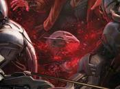 """Comic-con: carteles formato arte conceptual """"los vengadores: ultron"""""""