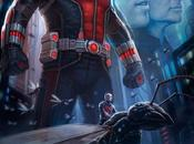 "Primer cartel ""Ant-Man"" traje Batman llevará Affleck"