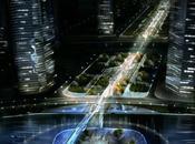 Propuesta ganadora Urban Helix Engel Juergen Architecten