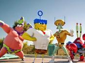 Primera imagen Esponja para película 'Sponge Water'