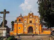 Ciudades cercanas Antigua. Guatemala