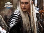 """hobbit: batalla cinco ejercitos"""": nuevos scans bardo, tauriel thranduil"""