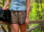 Leopardo Shorts