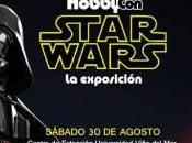 """Chile: Sábado agosto 2014, """"Hobbycon Star Wars: Exposición"""", ¡Gratis!"""