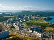 campus fefu isla russky, vladivostok