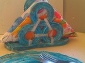 Ponle color estilo mesa Mercadillo Artesano