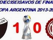 Colón:1 Lanús:0 (Copa Argentina)