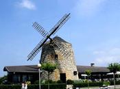 molinos viento Bizkaia. Ruta desde Aixerrota Sopelana