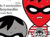 Fresones Rebeldes volverán juntarse para actuar noviembre Madrid