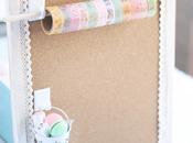 DIY´s Operación orden casa ....Mural porta washi tape