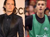 ¿Orlando Bloom lanzó golpe Justin Bieber?