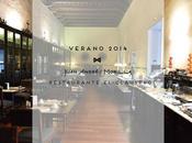 Restaurante CLAUSTRO (Granada) #ChefMorillaVerano14
