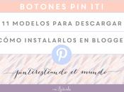 Freebies Tutorial Blogger: Poner Botones