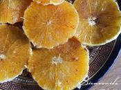 Naranjas agua azahar, postre fácil nutritivo