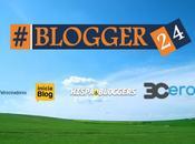 Llegó #Blogger24, participa través Twitter promociona blog