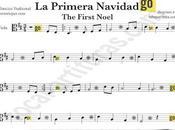 Primera Navidad partitura para Viola Villancico popular