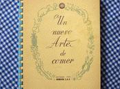 """nuevo arte comer"""" literatura electrodoméstica"""