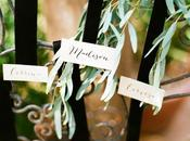 Summer black whithe wedding