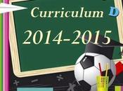 Curriculum 2014-2015