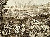 1705, cuando Barcelona defendió Felipe ingleses bombardearon