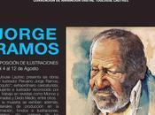 "EXPO PERU ANIMA Ilustraciones Jorge Ramos ""Coquito"""