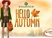 proxima coleccion otoñal ESSENCE; Hollo Autumn