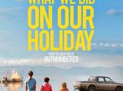 "Segundo trailer comedia ""what holyday"""