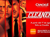 """Cleaners"", primera serie original @Crackle_Latam"