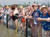 Gimnasia para personas movilidad reducida playas Castelló