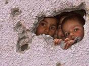 Niños guerra Palestina, Manash Bhattacharjee