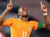 Didier Drogba retira selección nacional