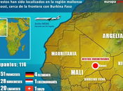Sobre avión español estrelló Mali